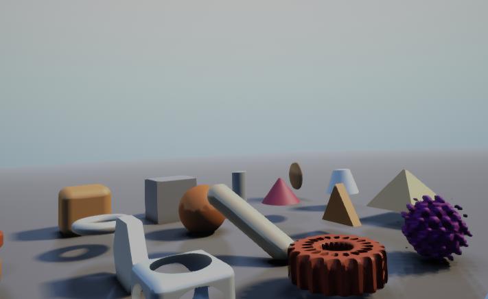 开始Unreal Shader Toy之旅(简介-环境搭建-更新公告-效果展示目录)