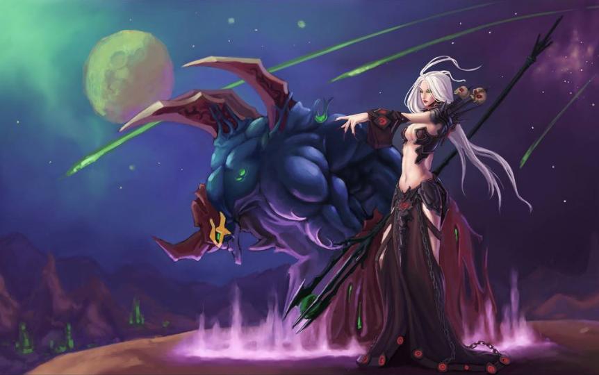 至尊天神军需官在_魔兽世界那些令人头疼的声望,玩家:我的肝快要爆了 - 知乎