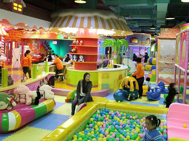 室内儿童乐园如何提升客流?设备怎么摆 加盟资讯 游乐设备第1张