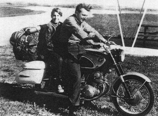 禅和摩托车