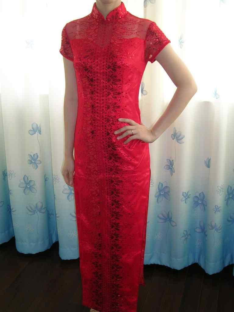 梦见自己穿红色旗袍 梦见自己穿一身红色旗袍