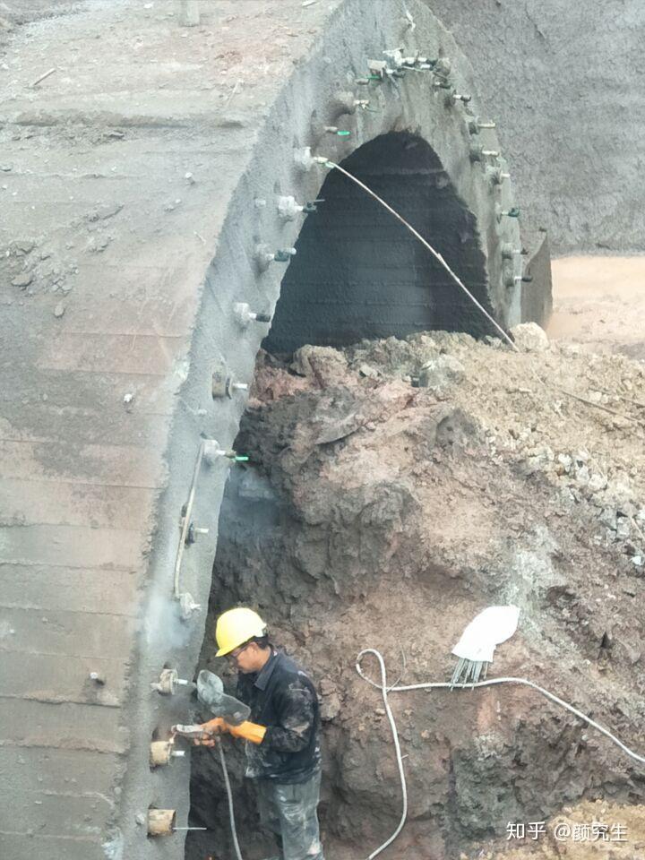 简述隧道施工流程
