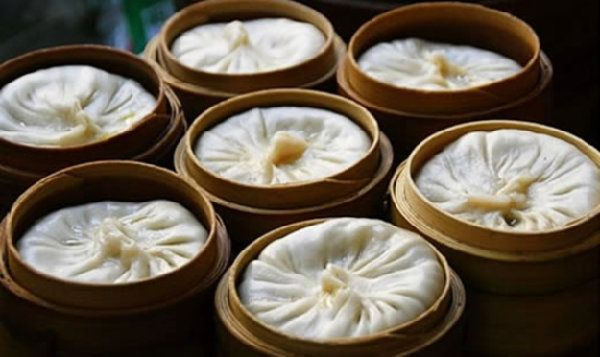 """扬州著名老字号早茶,最正宗的""""扬州双绝"""""""