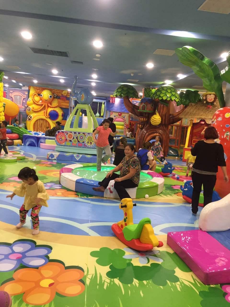 室内儿童游乐场价格_室内儿童游乐场加盟要多少钱呢? - 知乎