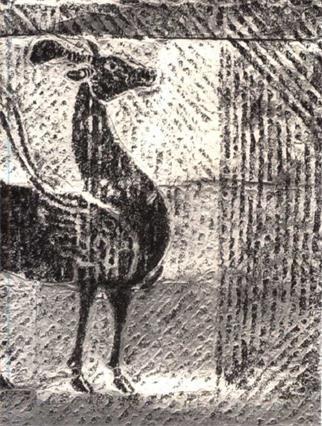 """麒麟——悬疑两千年的北方""""神鹿"""" (2)""""麟之角,振振公族"""" -  - 宋丽娟的博客"""