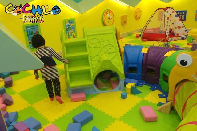室内儿童乐园遇到淡季该怎么解决? 加盟资讯 游乐设备第5张