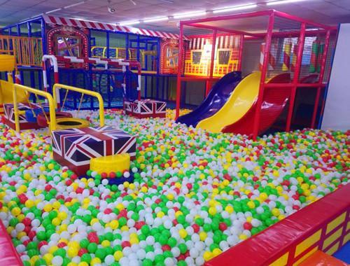 宝鸡怎样开室内儿童乐园? 加盟资讯 游乐设备第3张