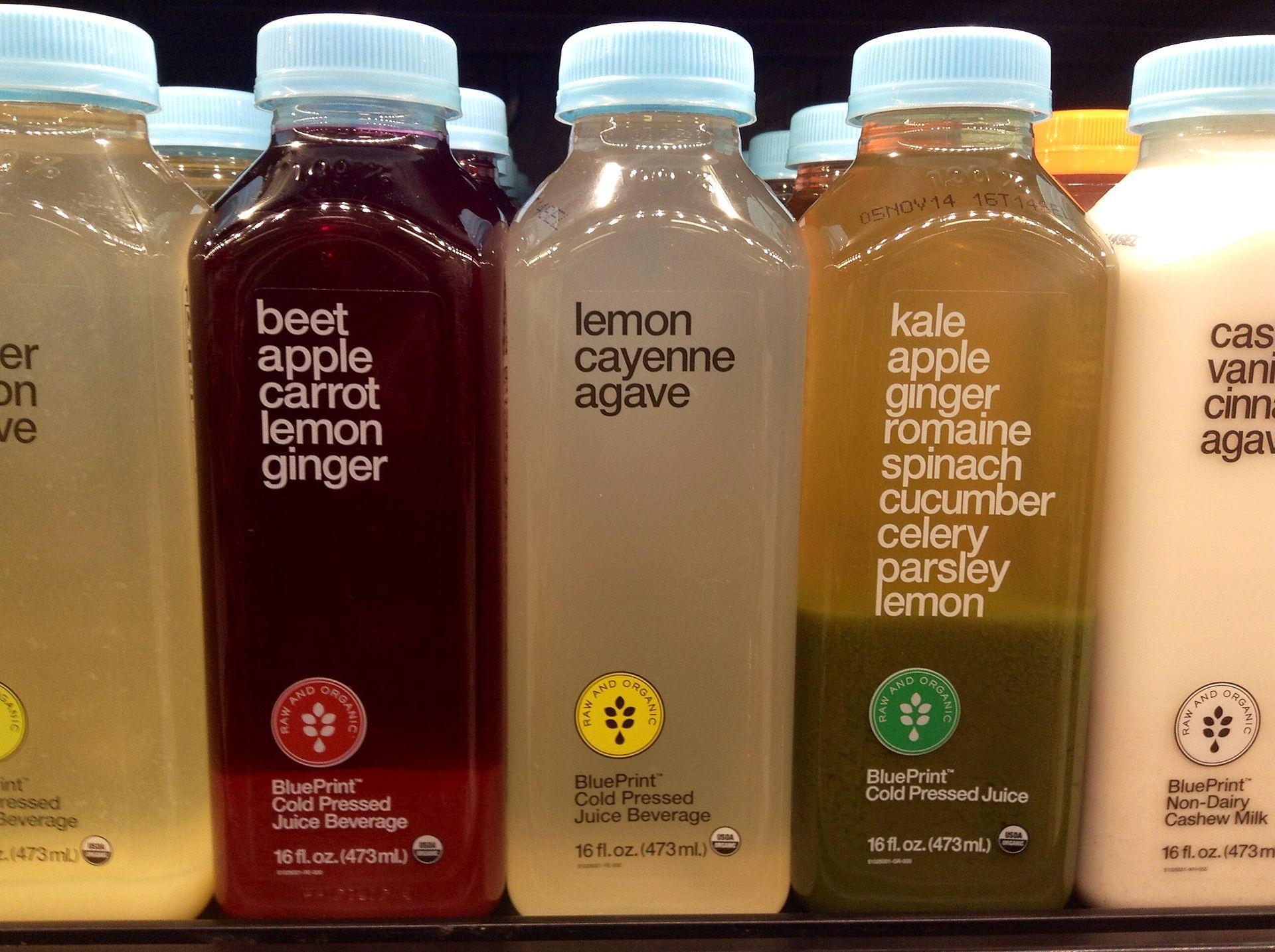 原榨果汁,鲜榨果汁,冷压果汁,NFC果汁,你们到底是什么果汁?