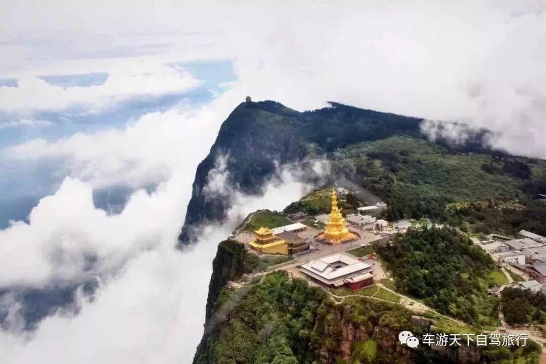 西藏拉萨风景_大美四川自驾8条经典线路,邂逅四川的人间仙境,你更喜欢哪一 ...