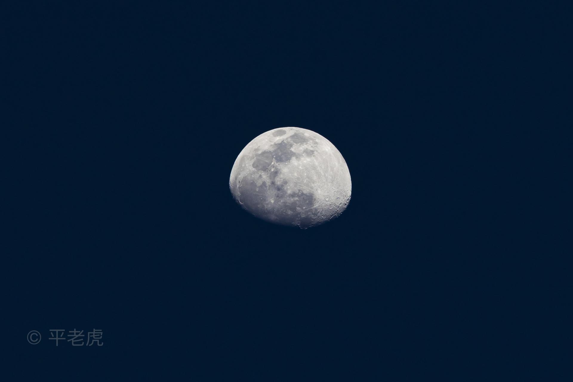我看见了美丽月亮_4月8日的「超级月亮」,你看到了吗?-知乎