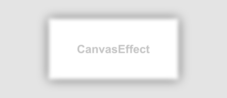 第三章(介绍篇) 图像特效Effect