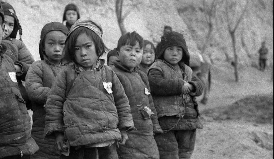 """1942河南大饥荒:一代人的悲惨童年,人吃人的""""野兽世界"""" - 知乎"""