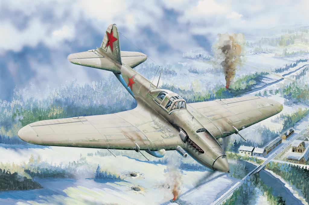 东线空中坦克——伊尔2强击机的故事(下)