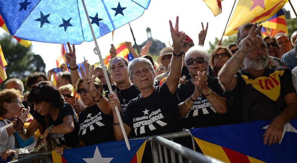 国家概念的边缘化趋势——加泰罗尼亚独立的启示录