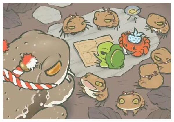 《旅行青蛙》全攻略丨让你的蛙儿子勤出门、爱回家