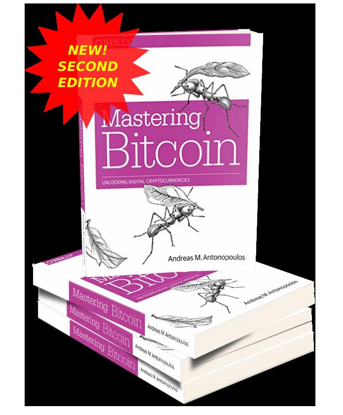 Mastering Bitcoin | 精通比特币:开放区块链开发