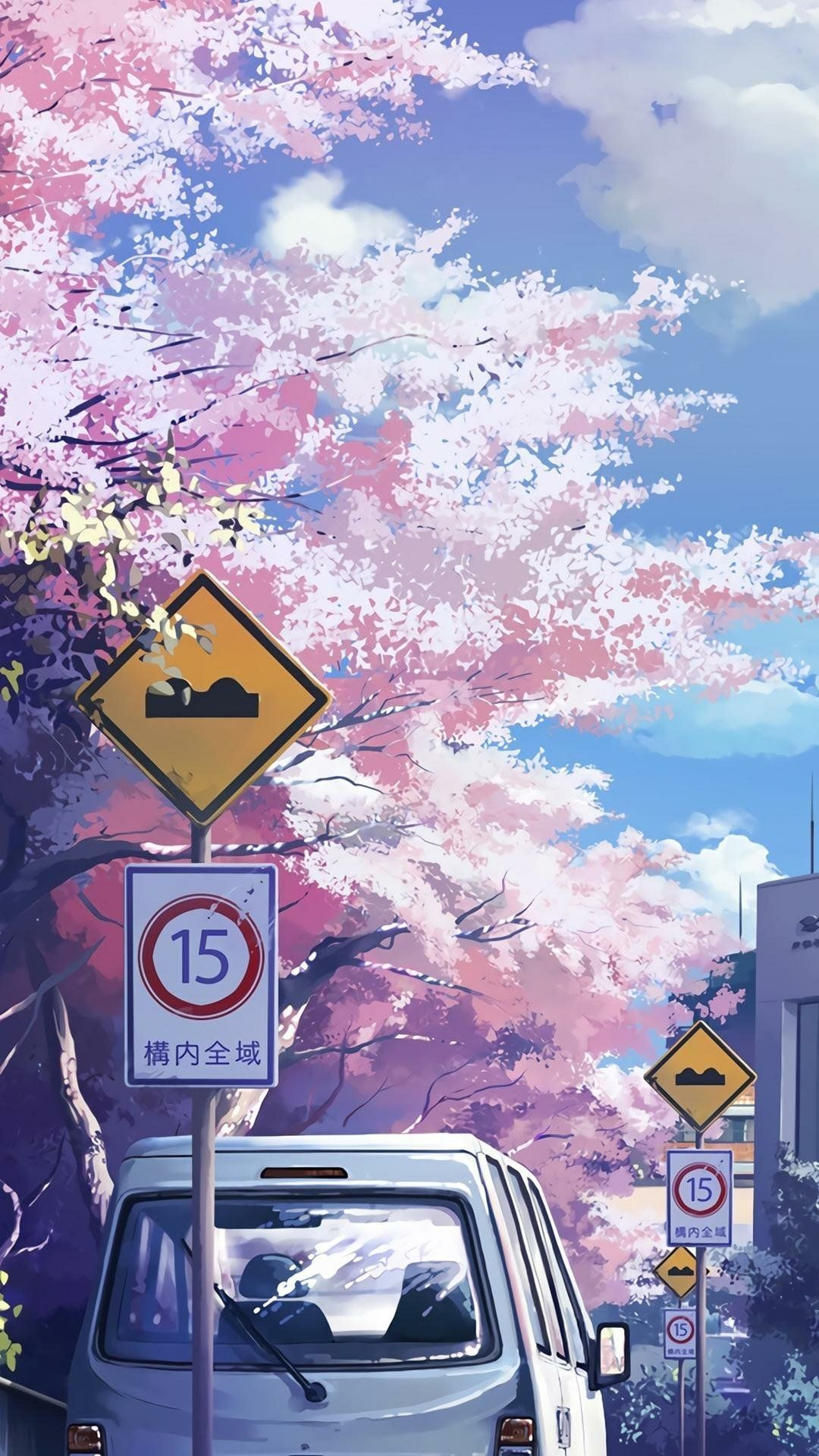 有无日本高清街景壁纸推荐?