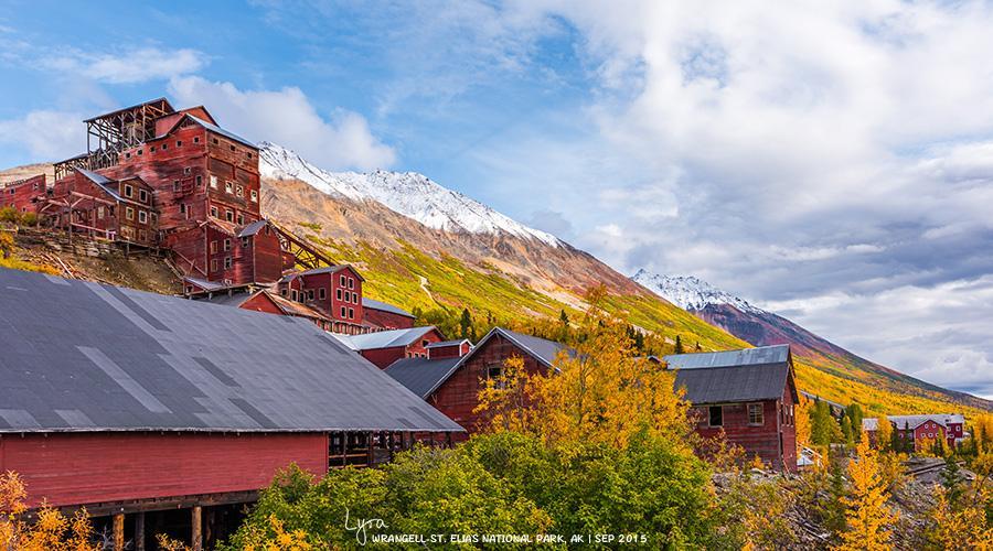 终极公路旅行 | Wrangell-St. Elias:深入全美最大国家公园
