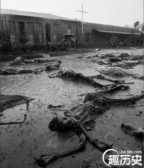 卢旺达大饭店_25年后真相:震惊世界的卢旺达种族大屠杀惨状。民族识别划分 ...