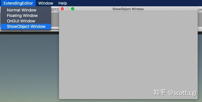 Unity3D」(12)EditorWindow使用ScriptableObject绘制界面- 知乎