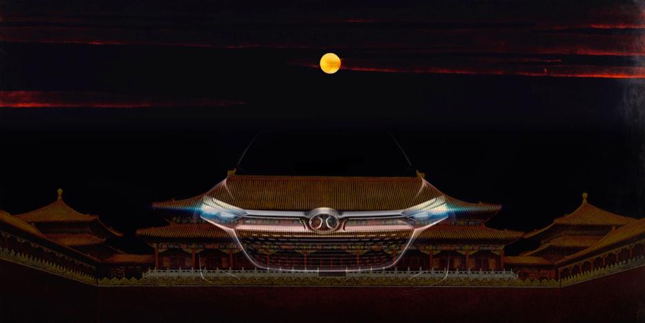 """北京汽车设计公开课:我跟单伟聊了2个小时来讨论北京汽车的""""大都之美""""是怎么样的设计哲学"""