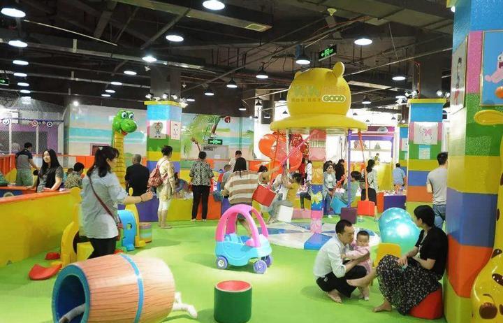 300平米的优游谷儿童乐园需要投资多少? 加盟资讯 游乐设备第2张