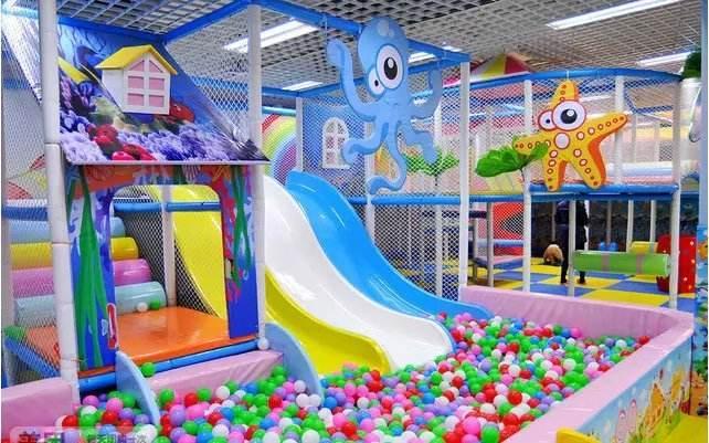 儿童淘气堡主题乐园市场投资解读 加盟资讯 游乐设备第1张