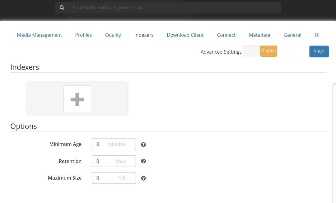 sonarr有没有办法订阅CHDBits实现自动下载? - 知乎