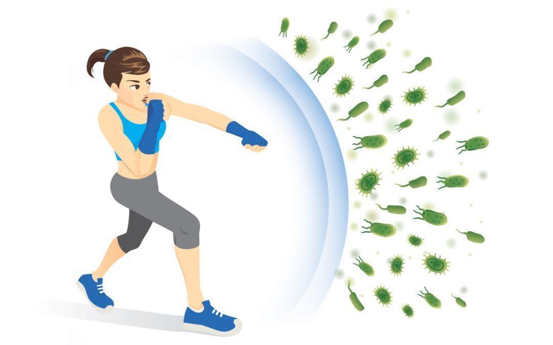医疗保健 (165):提升免疫力最简单有效的方法:多做运动│容谨