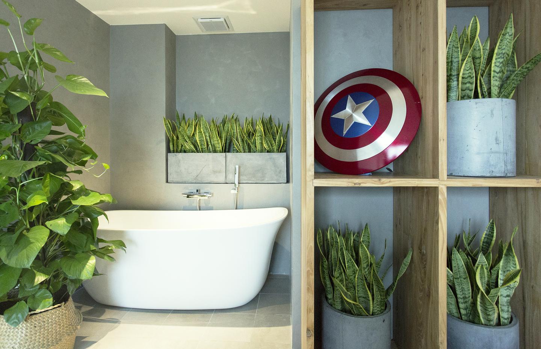 装修风云 极简主义装修,乔布斯的客厅只有一盏灯,他的卫生间只有浴缸