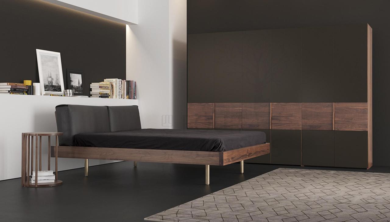 黑胡桃色家具图