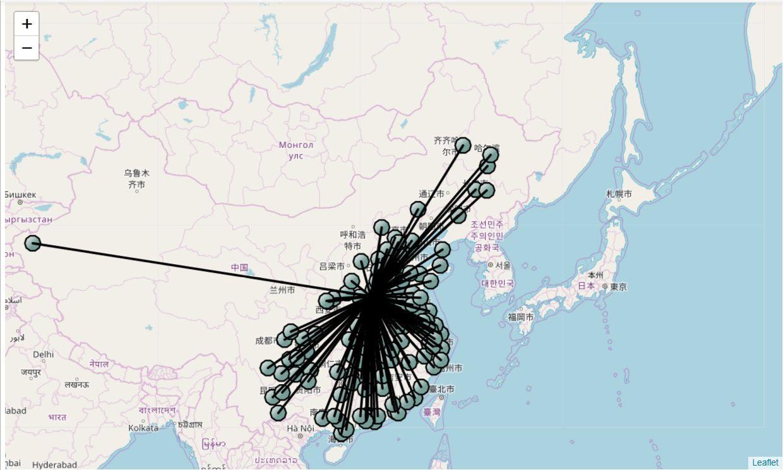 Python可视化笔记之folium交互地图- 知乎