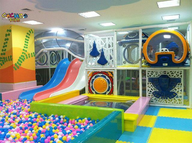 天水儿童乐园厂家设备 加盟资讯 游乐设备第1张