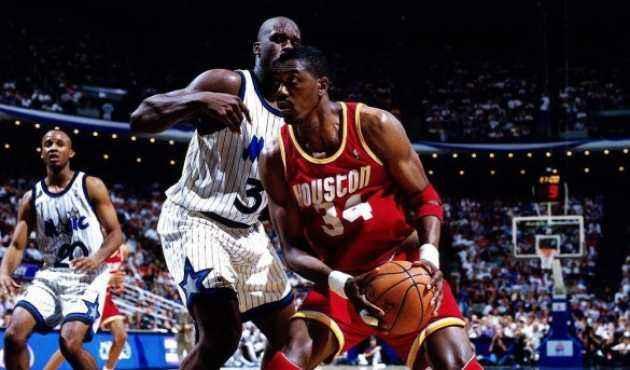 不選Jordan選大夢!Olajuwon真不配狀元嗎?這4個原因告訴你答案