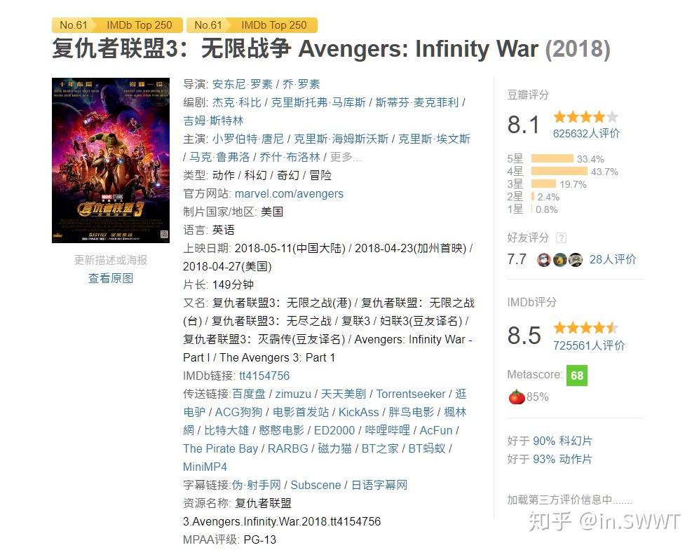 2019年全球票房排行榜_2019年全球电影票房排行榜TOP20