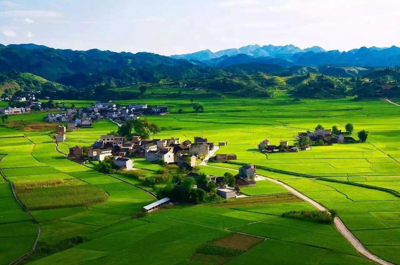 田园综合体_重走长征路和带动特色小镇,田园综合体之间的神逻辑