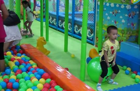 提升儿童乐园的软实力的有效举措有哪些? 加盟资讯 游乐设备第3张