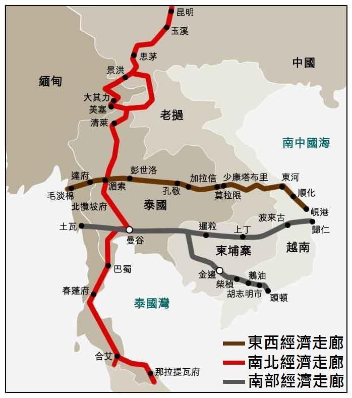 中国与日本经济关系_中国在东南亚有哪些在建、已建铁路,含普铁、高铁、动车 ...