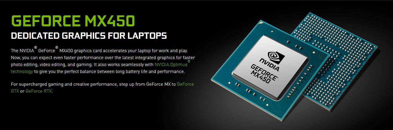 【首发】MX450显卡性能点评