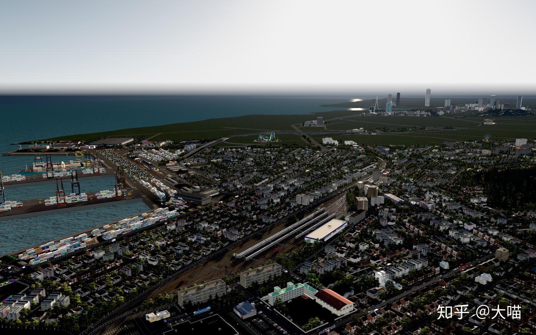 城市天际线人口上不去_城市天际线电缆及水管布置方案 城市天际线怎么布置电