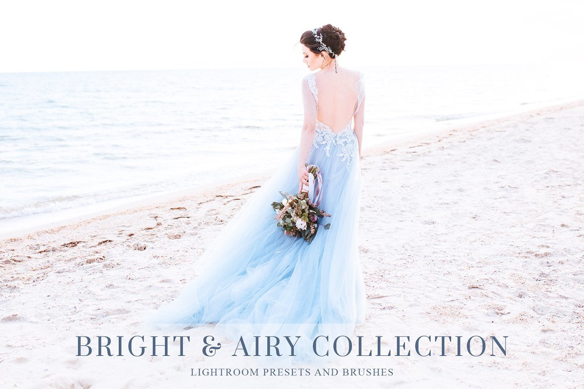 【S469】明亮通透的人像Lightroom通透预设 beArt Bright and Airy Lightroom Presets