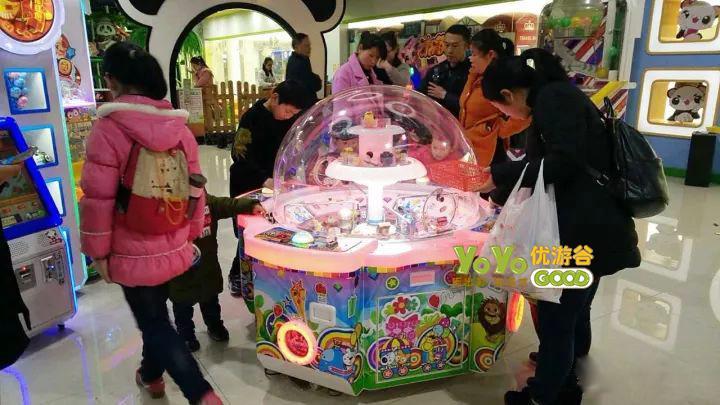开一家大型儿童乐园怎么样?赚钱吗? 加盟资讯 游乐设备第3张