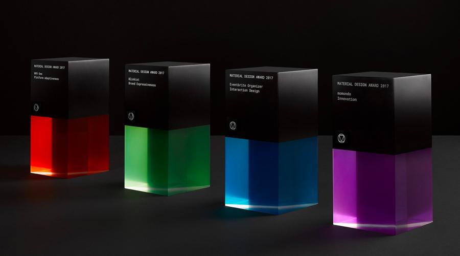 获得今年 Google Design Award 的 apps 究竟好在哪?