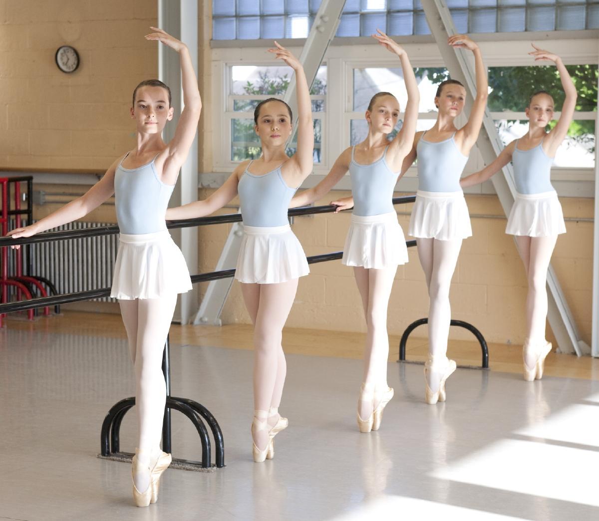 Rainbow的Live:学习芭蕾多久可以上足尖?