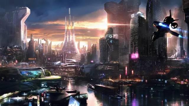 赛博朋克(CyberPunk):一场人类童年的消逝与告别