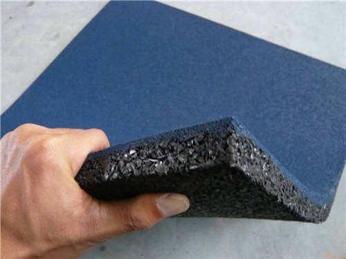 防静电橡胶地板如何检测?