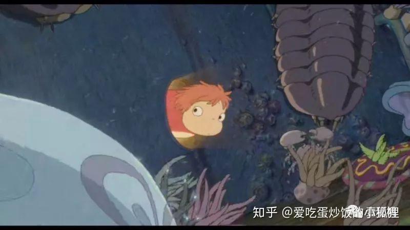 悬崖上的金鱼姬影评_日本的人鱼公主--悬崖上的金鱼姬 【小壹电影院】 - 知乎