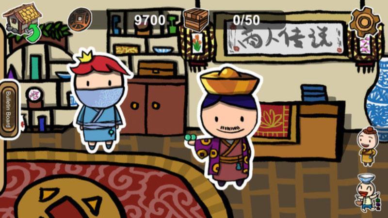 """7元国产游戏《商人传说》,和它怒怼差评玩家的开发者""""疯王子"""""""