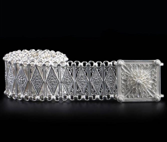 雪花银是什么银?跟足银有什么区别?