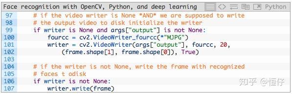 手把手教你使用OpenCV,Python和深度学习进行人脸识别- 知乎